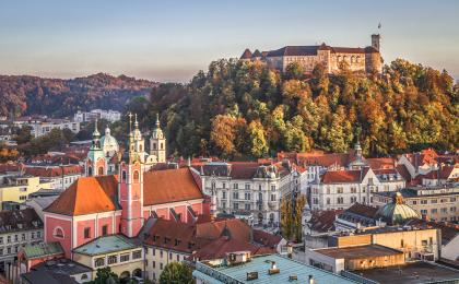 Studeren in Ljubljana