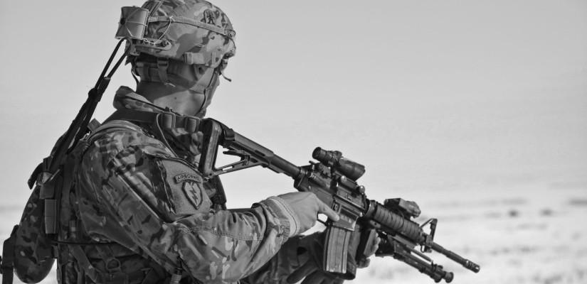 Het humanitair oorlogsrecht