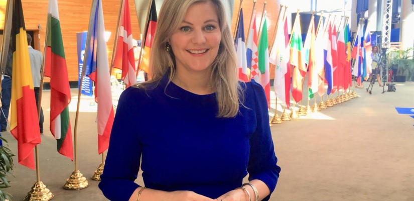 Interview met Europarlementariër Liesje Schreinemacher
